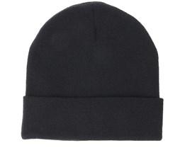 Clover Wool Black Beanie - Upfront