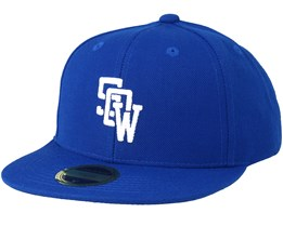 Kids Drop Royal Blue Snapback - State Of Wow