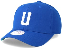 United Terry Baseball Cap Royal Blue Adjustable - Upfront