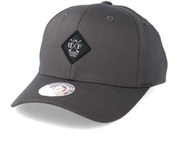 Noble Baseball Crown 2 Darl Grey Adjustable - Upfront
