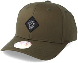 Noble Baseball Crown 2 Olive Adjustable - Upfront