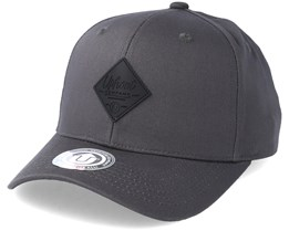 Baltimore Black Baseball Dark Grey Adjustable - Upfront