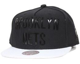 Brooklyn Nets Hide Snapback - Mitchell & Ness