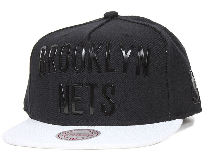 Brooklyn Nets Hide Snapback - Mitchell & Ness