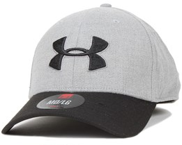 Closer Update Grey/Black Flexfit - Under Armour
