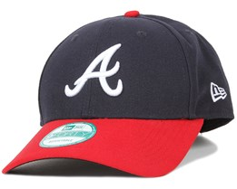 Atlanta Braves The League Game 940 Adjustable - New Era