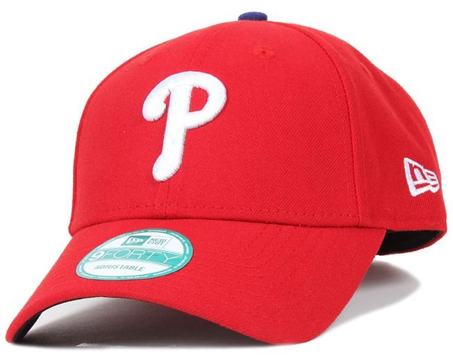 Philadelphia Phillies The League Game 940 Adjustable - New Era