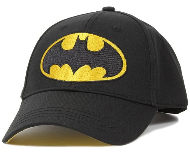 Batman Black/Yellow Adjustable - State Of Wow