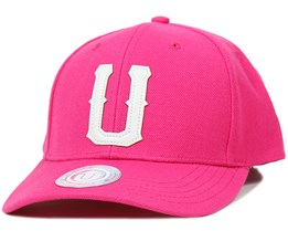 United 2 Baseball Dark Pink Adjustable - Upfront