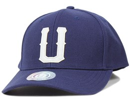 United 2 Baseball Navy Blue Adjustable - Upfront