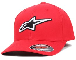 Corporate Red Flexfit - Alpinestars