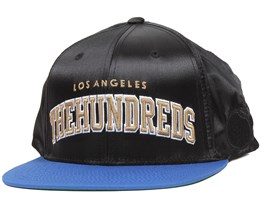 Player Black Snapback - The Hundreds