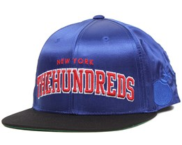 Player Navy Snapback - The Hundreds