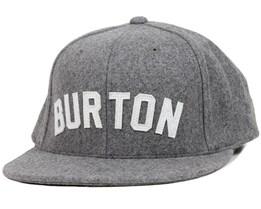 Home Team Grey Snapback - Burton