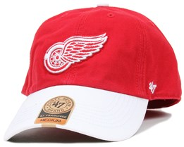 Detroit Red Wings Franchise White/Red - 47 Brand