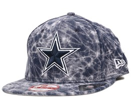 Dallas Cowboys Denim ACID 9Fifty Snapback - New Era