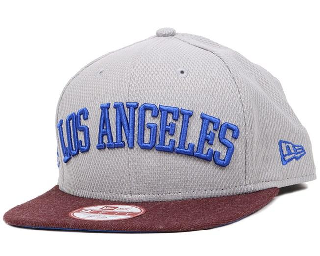 LA Dodgers Heather Archer 9Fifty Snapback - New Era