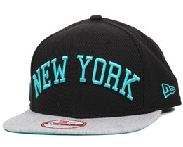 NY Yankees Heather Archer 9Fifty Snapback - New Era