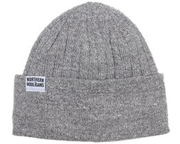 Thinsulated Heather Grey Beanie - Northern Hooligans