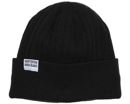 Thinsulated Black Beanie - Northern Hooligans