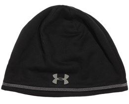 CGI Storm Black Beanie - Under Armour