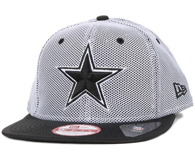 Dallas Cowboys Nylon Mesh 9Fifty Snapback - New Era