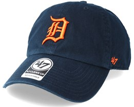 Detroit Tigers Clean Up Navy Adjustable - 47 Brand