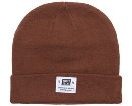 Statton Brown Beanie - Sweet
