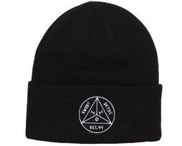High Sigma Black Beanie - Sweet