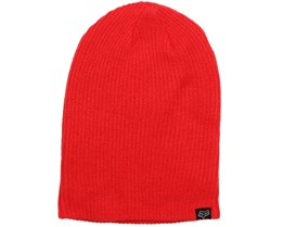 Courage Flame Red Beanie - Fox