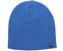 Heather Jewell Victoria Blue Beanie - Quiksilver