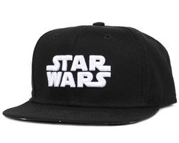 Deep Space Black Snapback - Dedicated