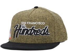 Team 2 Yellow Strapback - The Hundreds