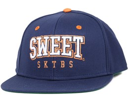 Arch Blue Snapback - Sweet