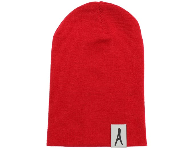 Hightop Collection Beanie Red Beanie - Appertiff