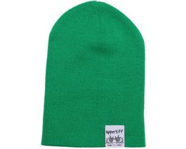 Hightop Beanie Heather Green - Appertiff