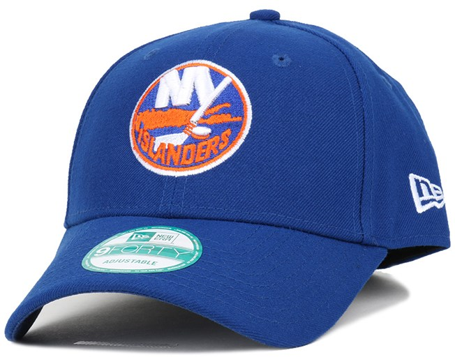 NY Islanders The League Team 940 Adjustable - New Era