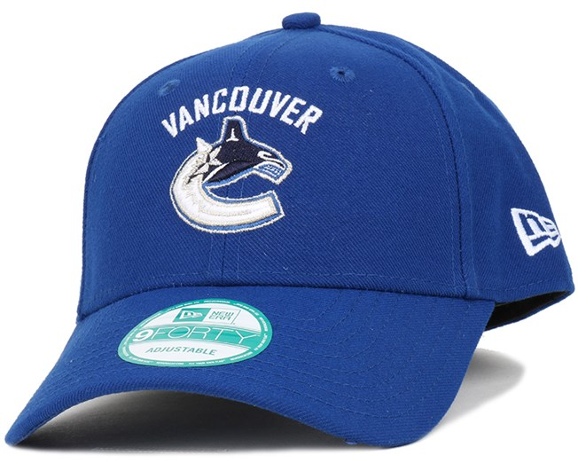 Vancouver Canucks The League Team 940 Adjustable - New Era