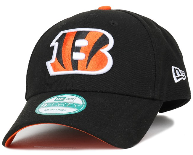 Cincinnati Bengals The League Team 940 Adjustable - New Era