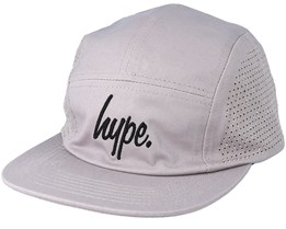 Laser Polka Grey 5 Panel - Hype