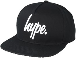 Justhype Black/White Snapback - Hype