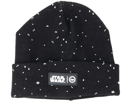 Far Away Star Wars Black Beanie - Hype
