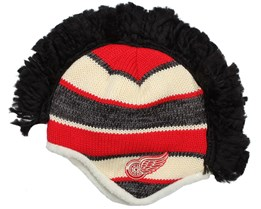 Detroit Red Wings Faceoff Mohawk Knit - Reebok