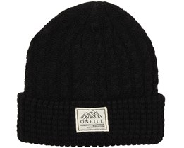 Classy Black Out Beanie - O'Neill