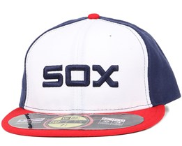 Chicago White Sox Authentic Alternate 59Fifty - New Era