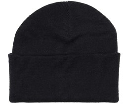 Knitted Beanie French Navy - Beanie Basic
