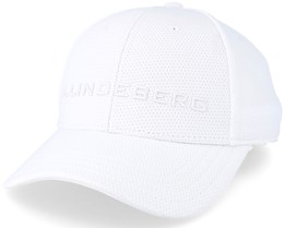 Aiden White Blue Adjustable - J.Lindeberg
