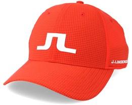 Caden 2 Racing Red Adjustable - J.Lindeberg