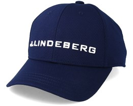 Aiden Pro Poly Navy Adjustable - J.Lindeberg