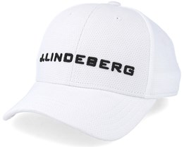 Aiden Pro Poly White Adjustable - J.Lindeberg